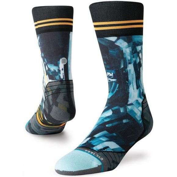 Stance Men's Kagan Moon Man Crew Multi
