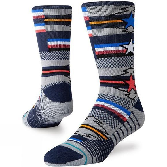 Stance Men's Star Search Crew Multi