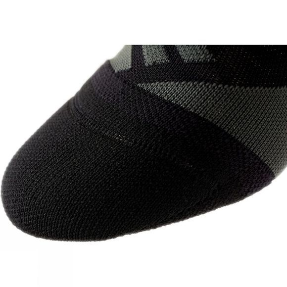 On Men's Mid Sock Black/Shadow