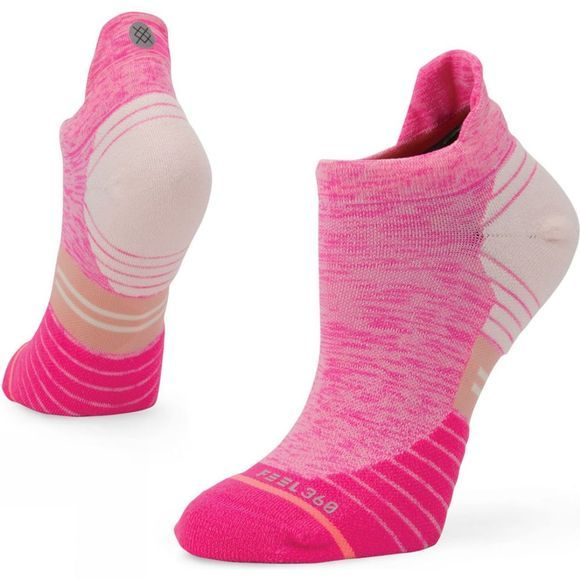 Stance Womens Distance Tab Socks Pink