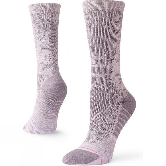 Stance Womens Silver Tiger Crew Grey