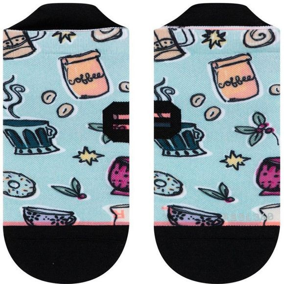 Stance Women's Barista Light Tab Light Blue