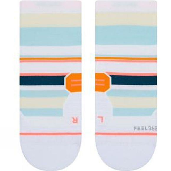 Stance Women's Exchange Quarter White