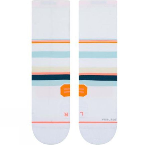 Stance Women's Exchange Crew White