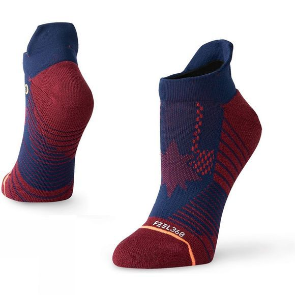 Stance Womens Capitain Marvel Tab Red