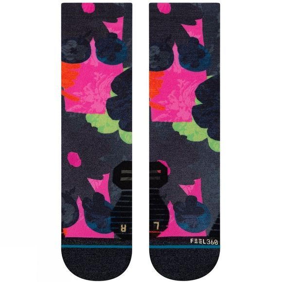 Stance Womens Run Away With Me Crew PNK