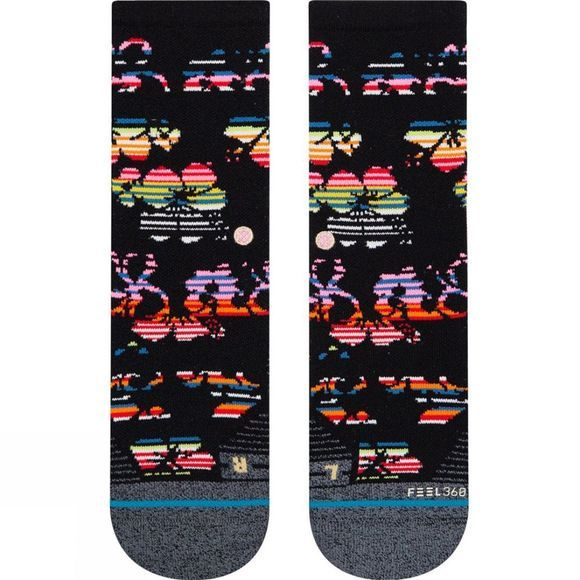 Stance Stance Catalina Crew Black/ Multi