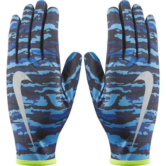 Nike Nike Men's Lightweight Rival Run Gloves Black
