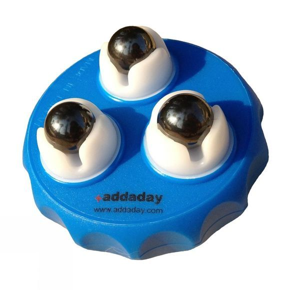 Addaday Unisex Marble Massager Blue/White