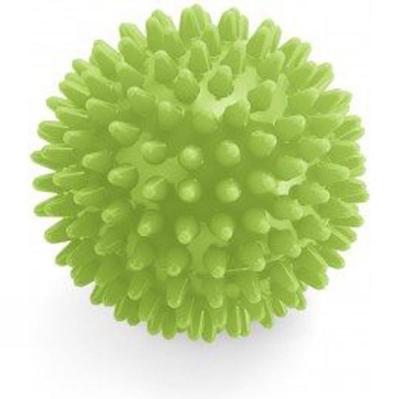 Live on the Edge 7cm Spiky Massage Ball Green