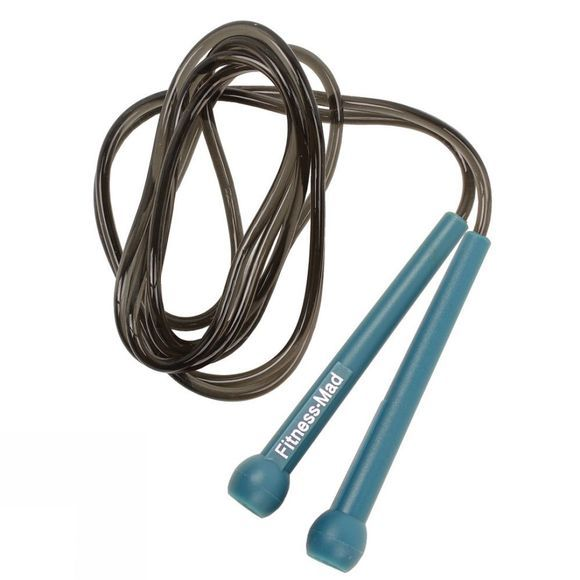 Fitness Mad Speed Rope Only 9 Foot Blue