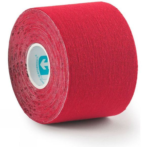 Ultimate Performance Kinesiology Tape 5cm x 5m (1 x Roll) Red