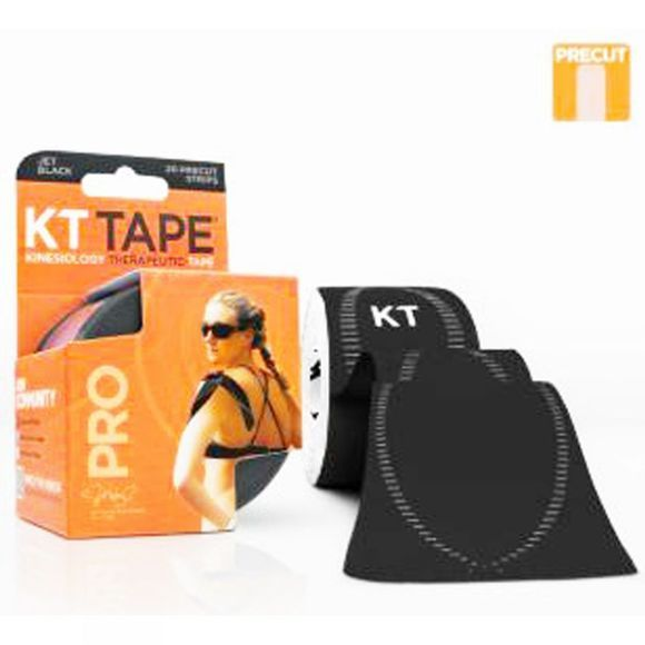 KT Tape Synthetic Pro Tape Jet Black
