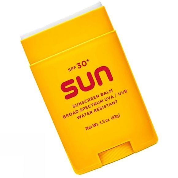 Body Glide Sunscreen Balm 42g Yellow