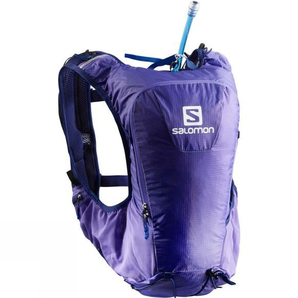 Salomon Skin Pro 10 Set Purple Opulence/Medieval Blue