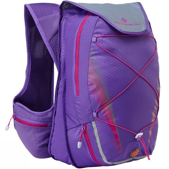 Ronhill Commuter Xero 10+5L Pack Purple/Fuschia