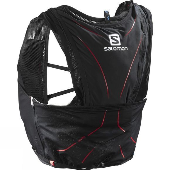 Salomon Advanced Skin 12 Set Black/Black/Matador