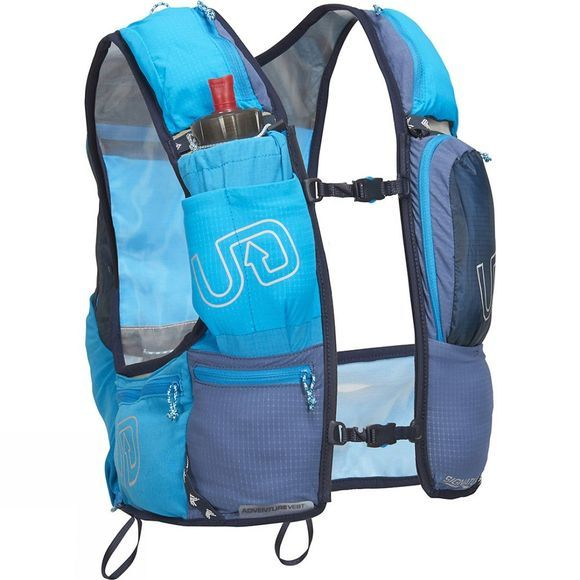 Ultimate Direction Adventure Vest 4.0 Bright blue/Mid Blue