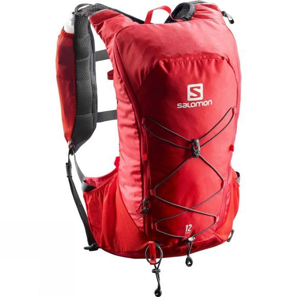 Salomon Agile 12 Hydration Pack Barbados Cherry/Graphite
