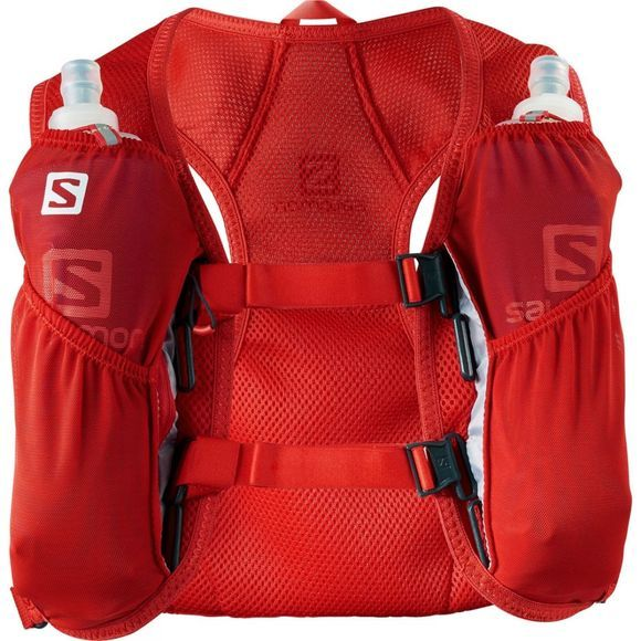 Salomon Agile 2 Set Fiery Red