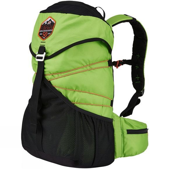 OMM 50th Anniversary Limited Edition Pack 25 L Green/Black