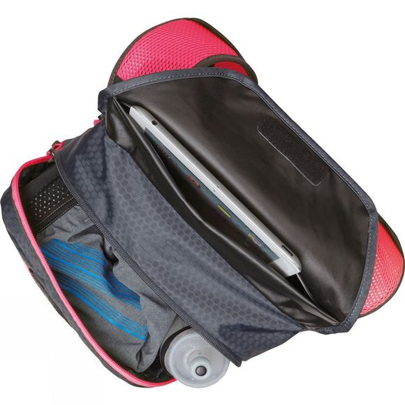 Ronhill Commuter Xero 10L + 5L Vest Charcoal/Hot Pink