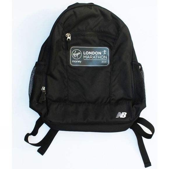 New Balance London Edition Sport Backpack Black