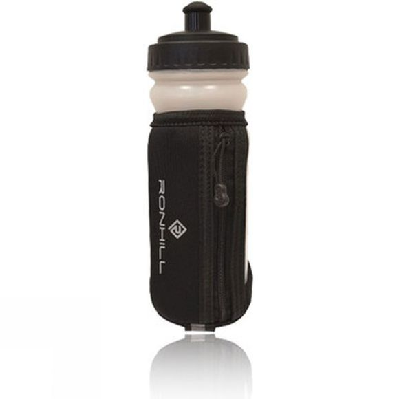 Ronhill Grip Bottle Clear/Black