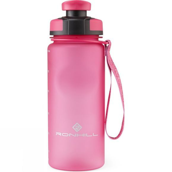 Ronhill H20 Bottle - 600ml Pink