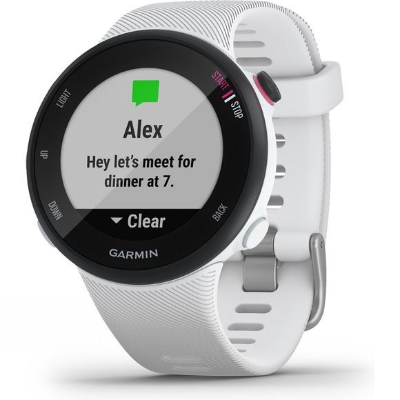 Garmin Forerunner 45 Black/White