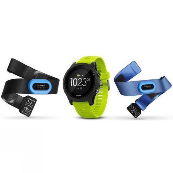 Garmin Forerunner 935 Tri-Bundle Black/Force Yellow