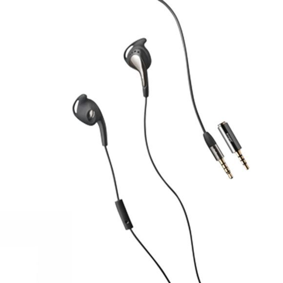 Jabra Active Corded Earphones Black