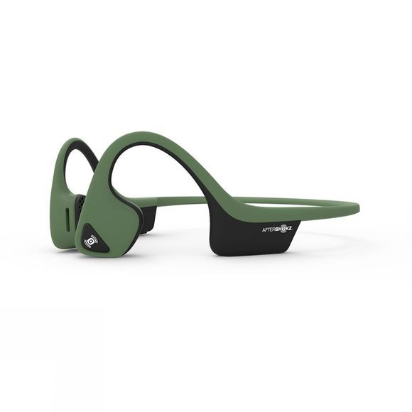 Aftershokz Trekz Air Headphones Forest Green