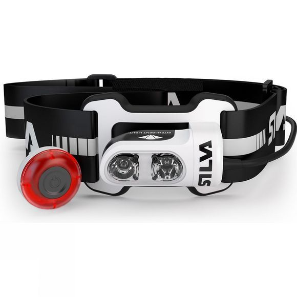 Silva  Trail Runner 4 Ultra Headlamp Black/White