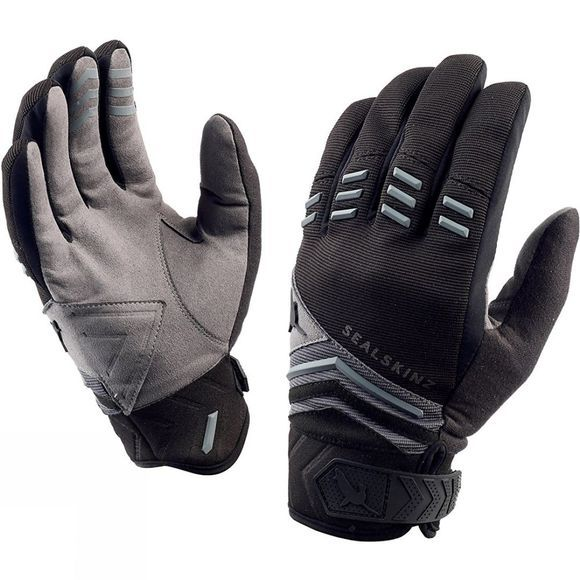 SealSkinz Dragon Eye MTB Glove Black/Anthracite/Mid Grey