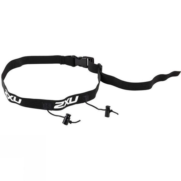 2XU Race Belt Holder Black