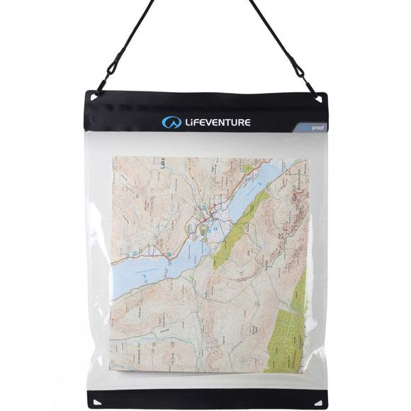 Lifeventure DriStore Case Maps No Colour