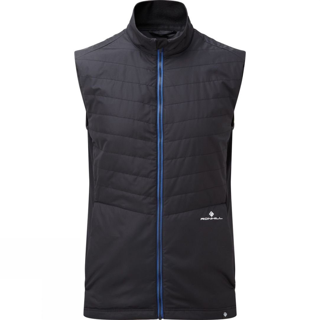 Black Clothing, Shoes & Accessories Shop For Cheap Ronhill Stride Winter Mens Running Gilet