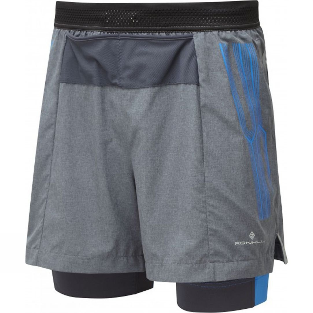 Black Shorts Clothing, Shoes & Accessories Ronhill Infinity Marathon Twin Womens Running Shorts