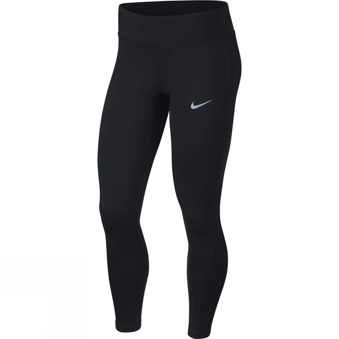 7364eb52371f5 Nike Women's Racer Running Tights. Colour: Black