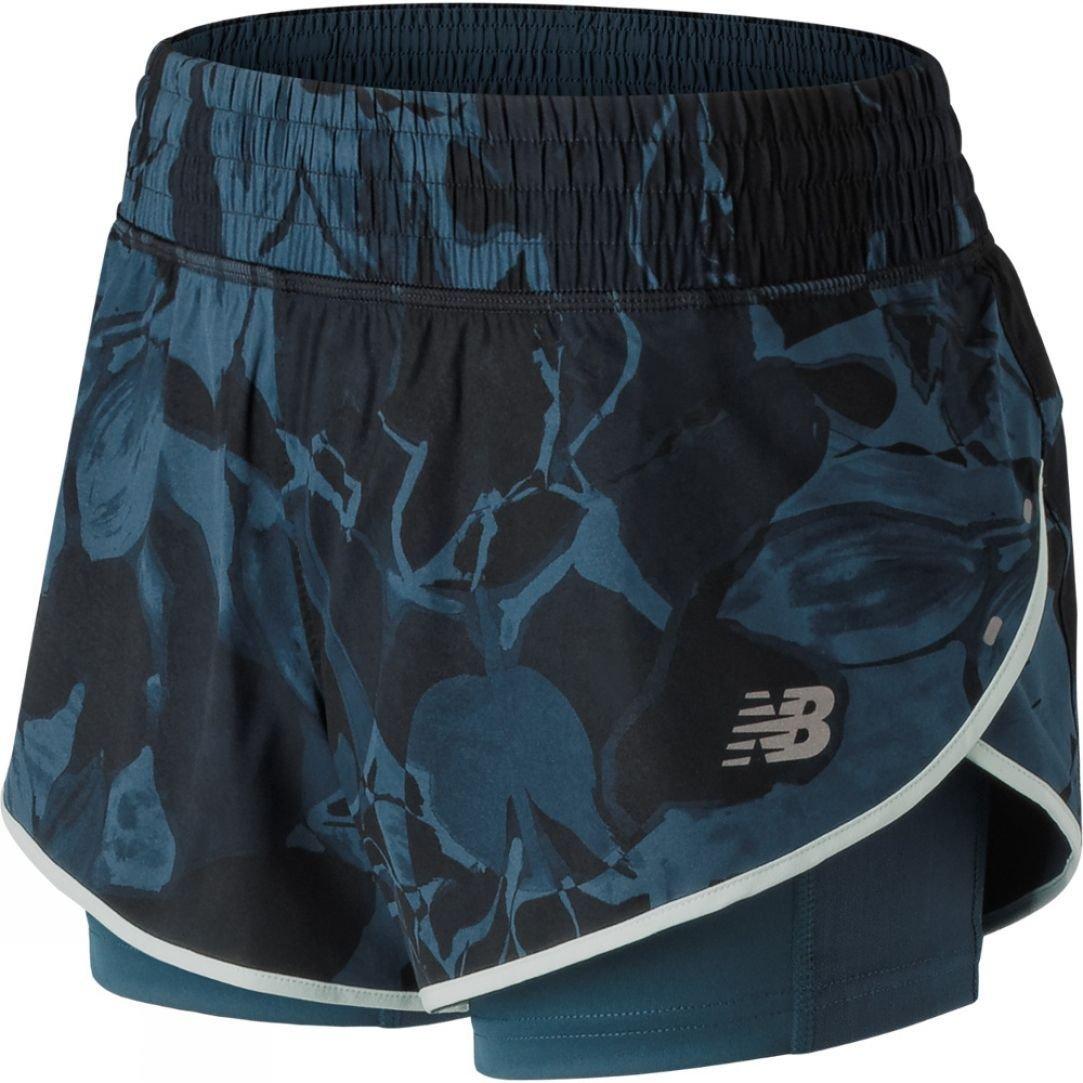 894728d8d320e New Balance Women's 4 Inch Printed Impact Shorts   Runners Need